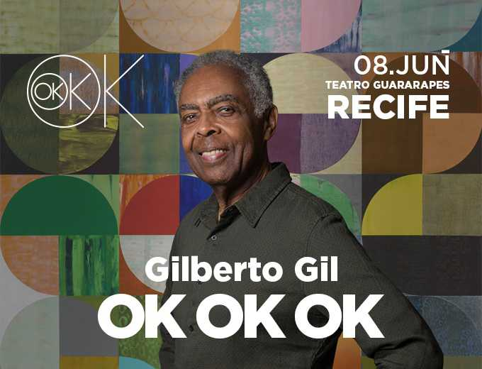 Gilberto Gil    Recife