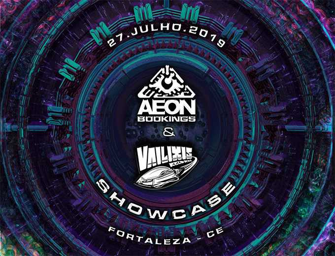 Vailixis Records & Aeon Bookings Showcase
